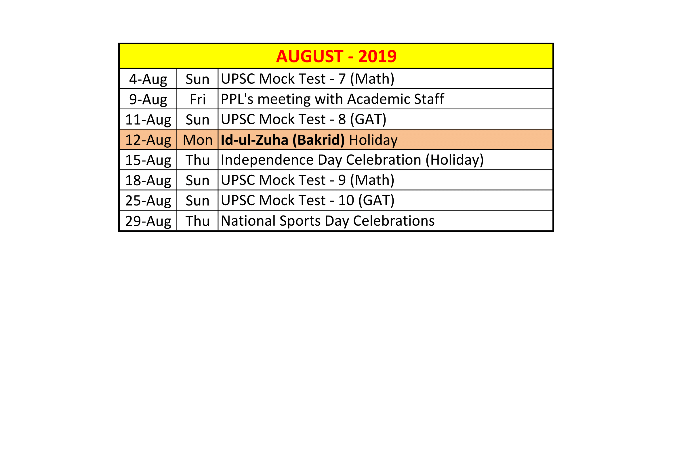 ALMANAC 2019-20